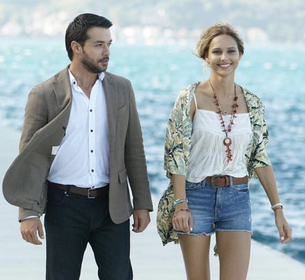 Jessica May ve Hilmi Cem Intepe