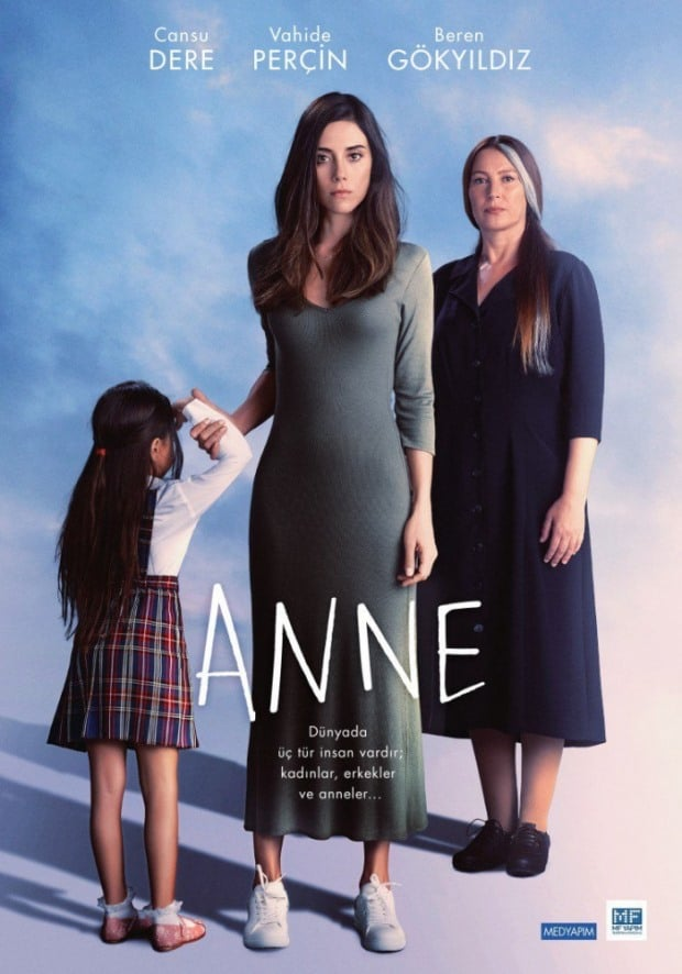 Anne (Anne) Tv Dizi Posteri
